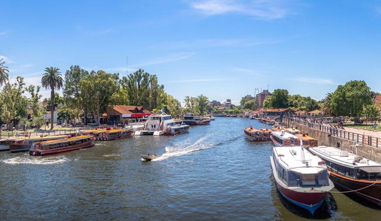 Buenos Aires Delta du Tigre