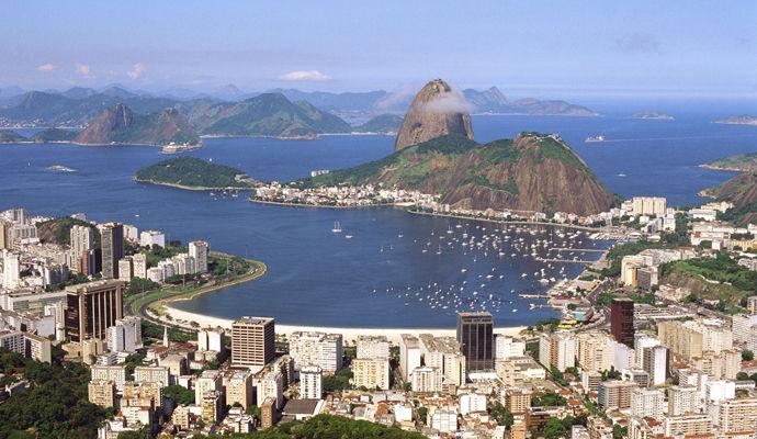 Brasil Tropical, de Rio à Bahia  3*