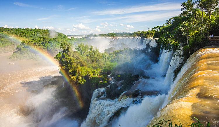 Parc National des chutes Iguacu