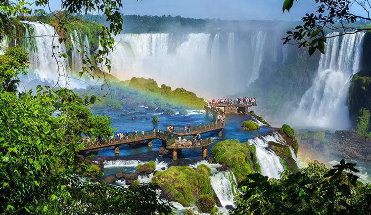Parc National des chutes Iguacu cote argentin