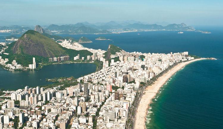 sud de Rio de Janeiro