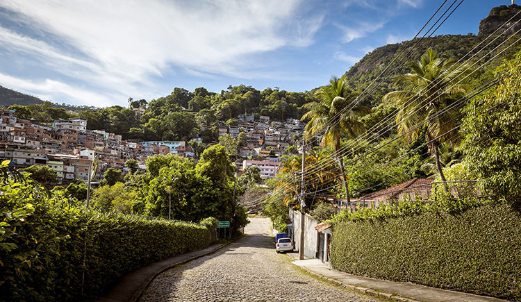 quartier de Cosme Velho