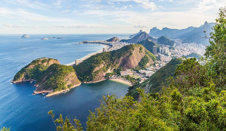 Sous le charme de Rio