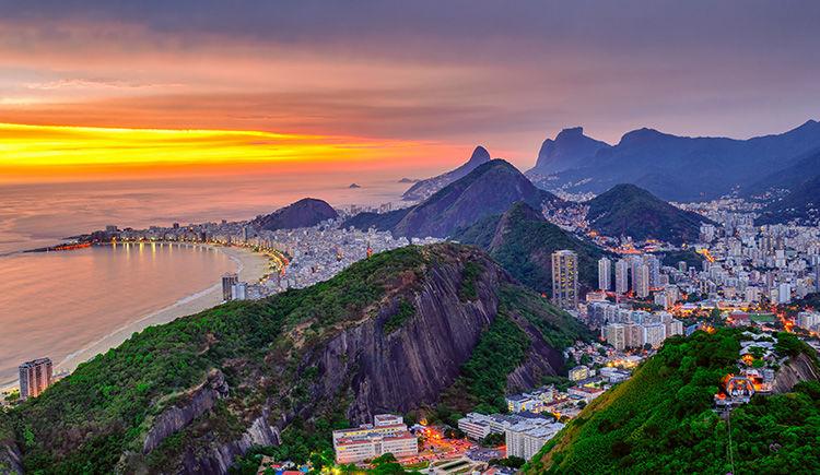 vue de Copacabana