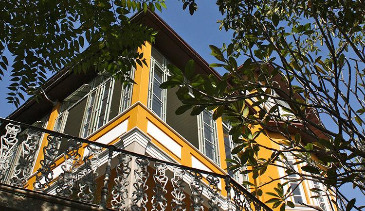 la Casa Amarelo