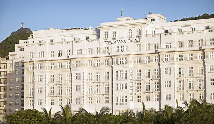 Belmond Copacabana Palace 5 * Luxe