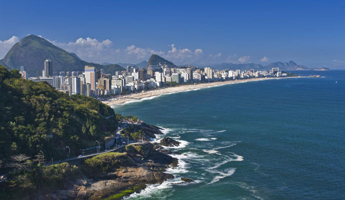 Pour tout lor du Brésil