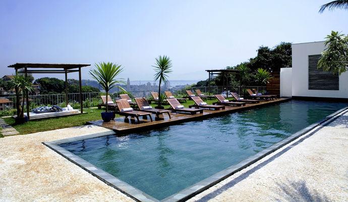 piscine hotel santa teresa