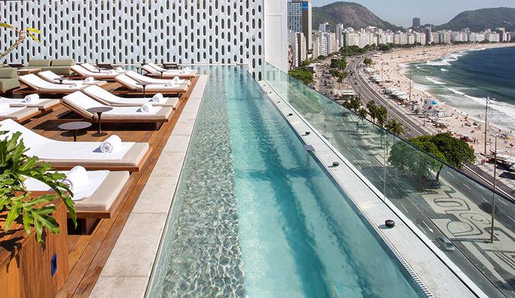 piscine rooftop