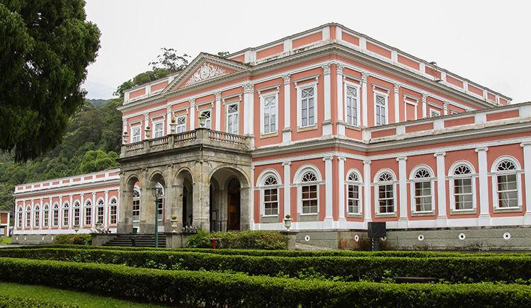 Palais Imperial de Petropolis