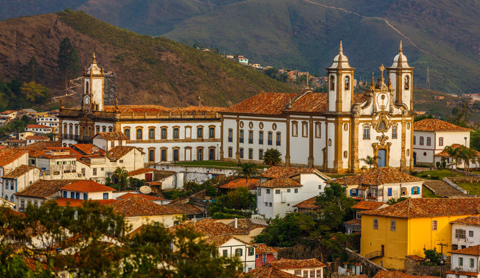 Trésors Baroques du Brésil