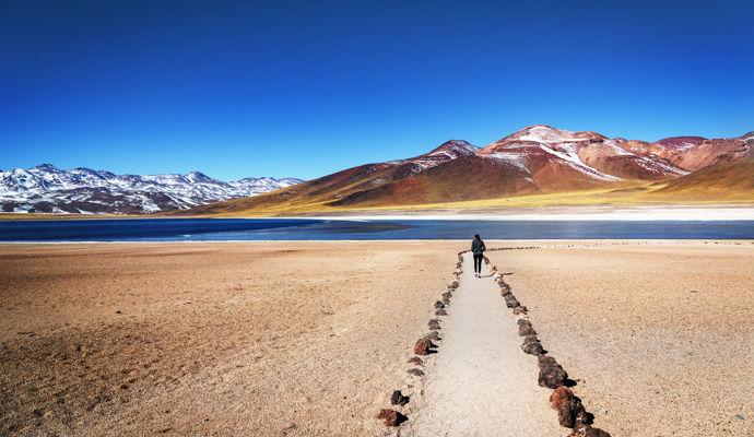 Atacama et Patagonie avec les hôtels Tierra
