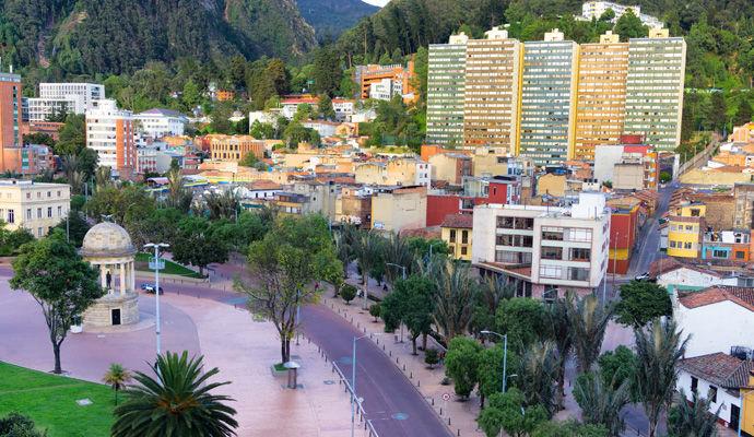 A la conquête de la Colombie - Catégorie Luxe  Bogota