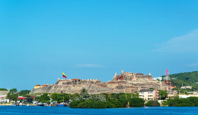 A la conquête de la Colombie - Catégorie Luxe  forteresse de San Felipe