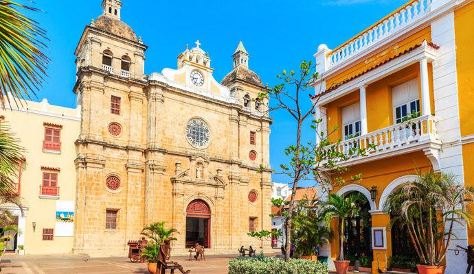 Les Essentiels de Colombie - Catégorie Luxe  carthagene