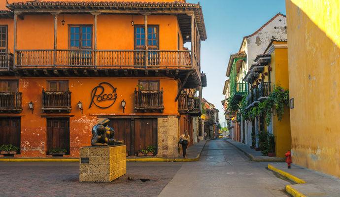 Les Essentiels de Colombie  Carthagene