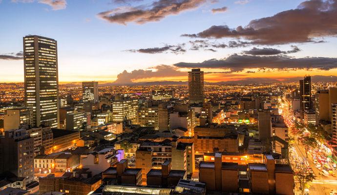 Panoramas Colombiens - Catégorie Charme  Bogota