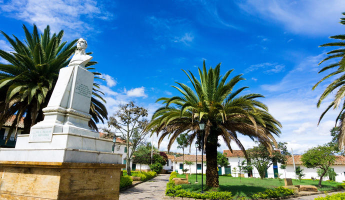 place Antonio Narino a Villa de Leyva