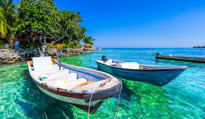 Panoramas Colombiens   Islas de Rosario