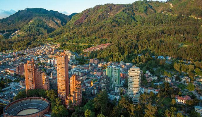 Première découverte de Colombie - Catégorie Charme