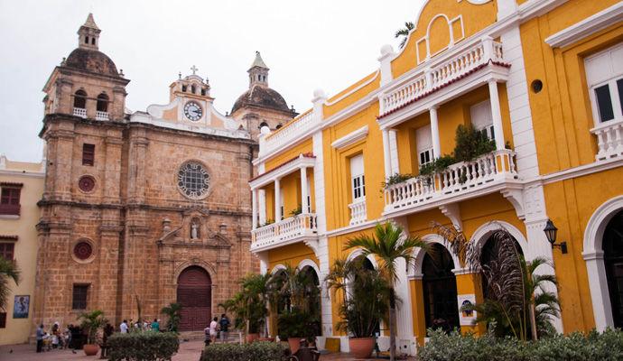 Première découverte de Colombie - Catégorie Charme  Carthagene