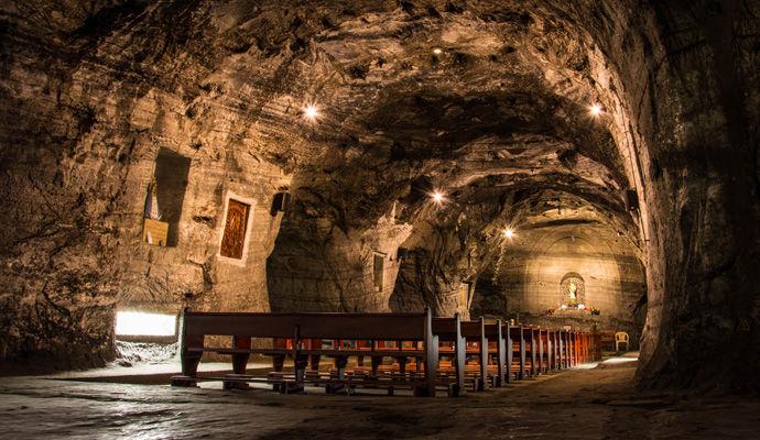 cathedrale de sel