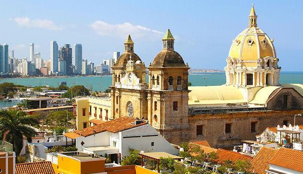 Première découverte de Colombie - Catégorie Luxe