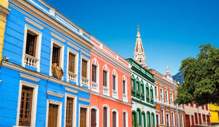 Première découverte de Colombie