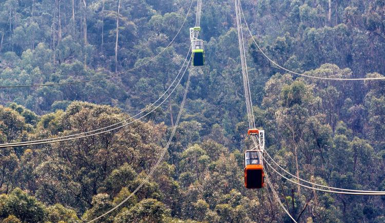 teleferique Bogota