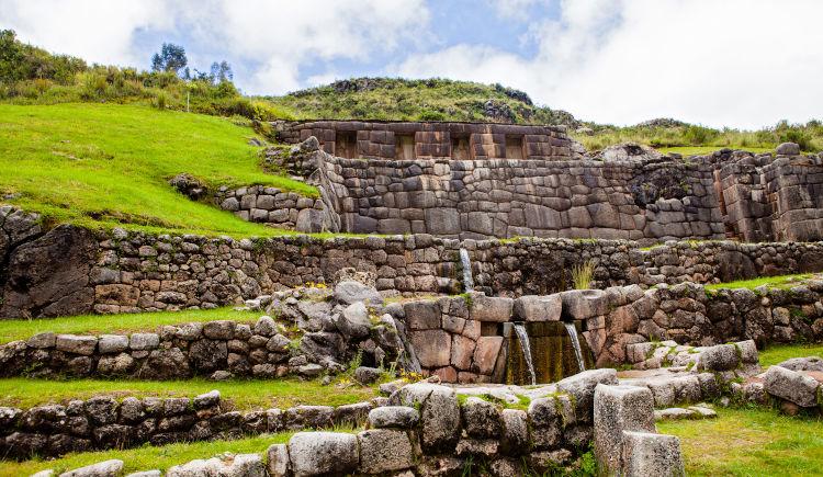 Fontaines Tambomachay