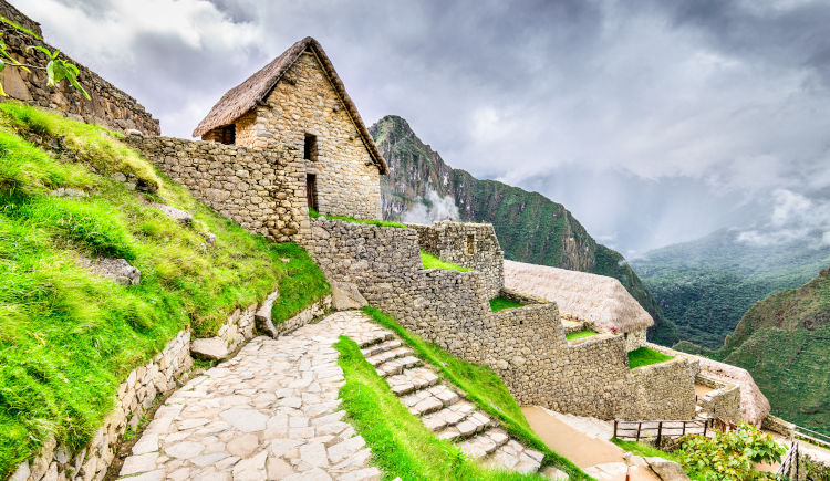 Les Grandes Terres Andines
