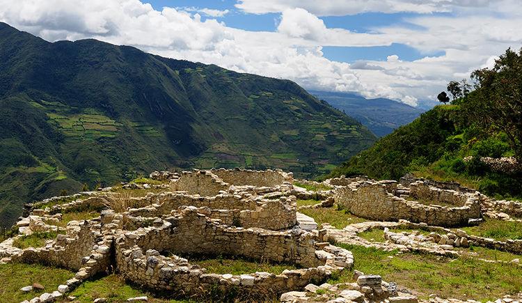 Pérou ancestral : Chachapoyas et Incas