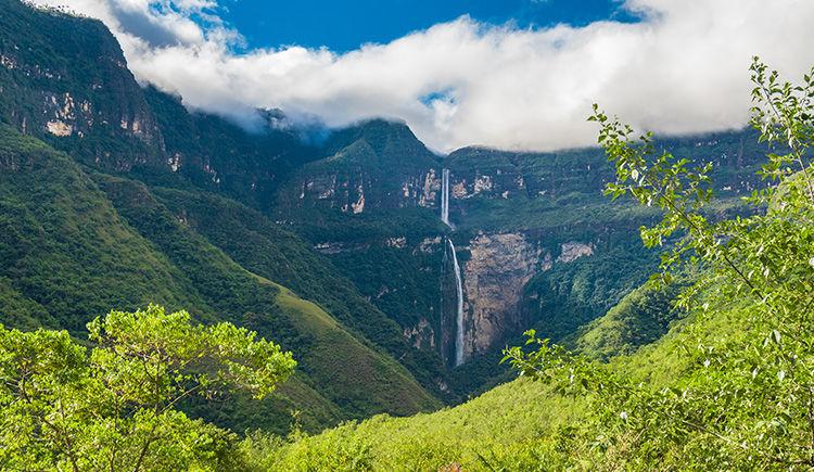 cascade de Gocta