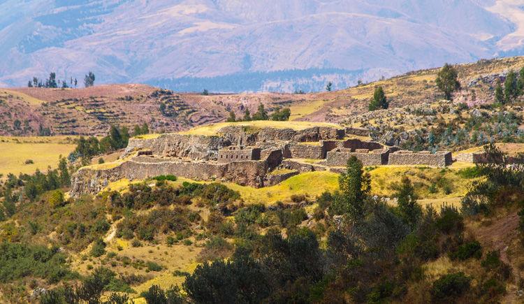 ruines de Pucara