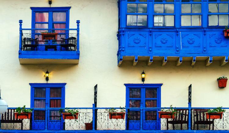 balcons  Cuzco