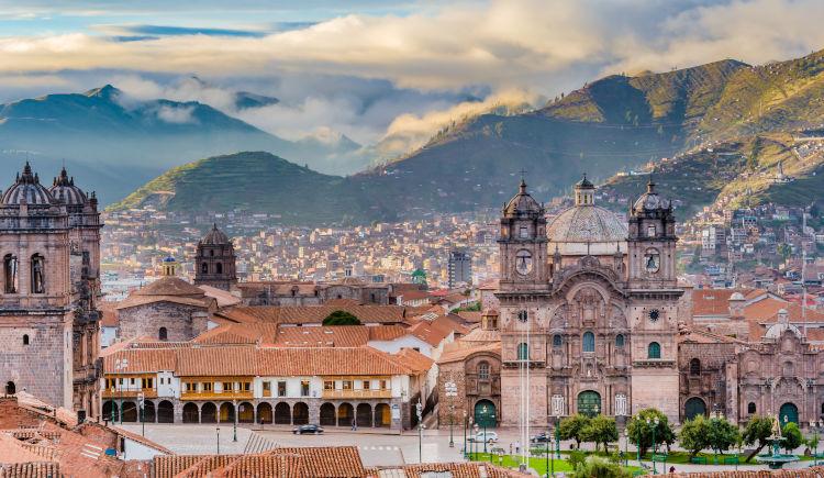 Cuzco centre de ville
