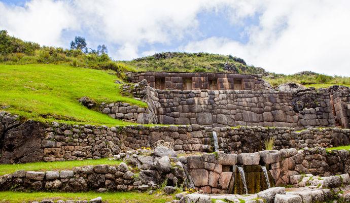 Le Pérou avec bambinos