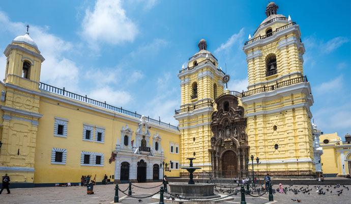 Le Pérou andin et les splendeurs du sud - version Supérieur