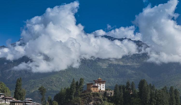 Dzong de Drukgyel