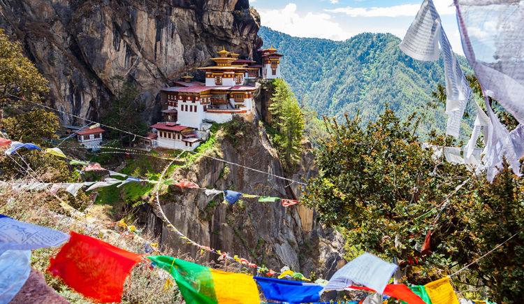 Dzong de Taktsang