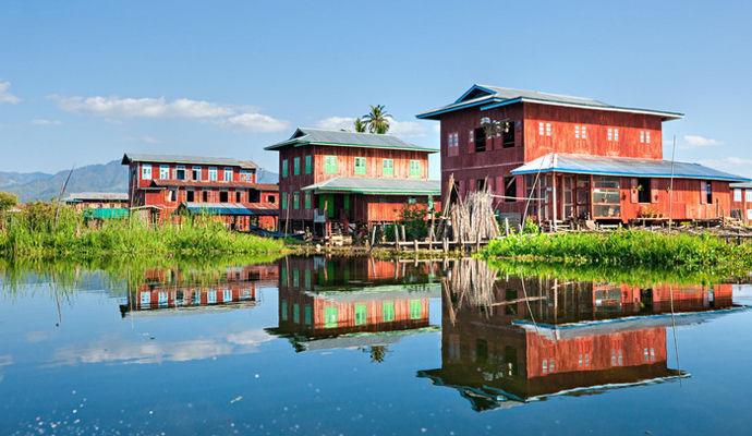 Charmes Birmans