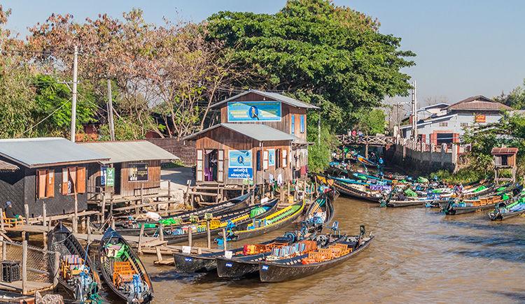 village Nyaung Shwe