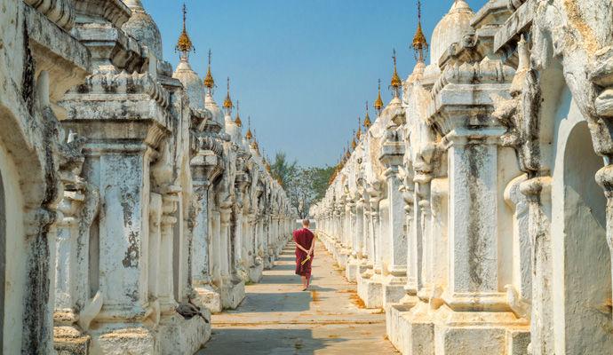 Birmanie en Liberté 10 Jours / 7 nuits