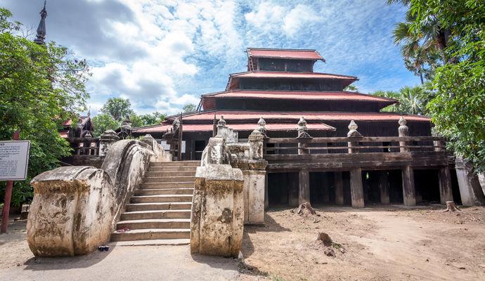 monastere Bagaya