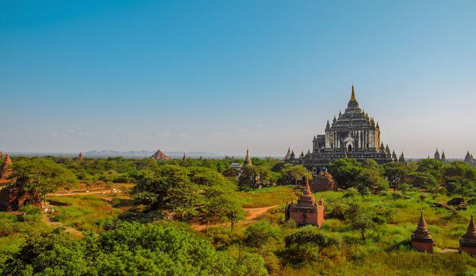 temple Thatbyinnyu