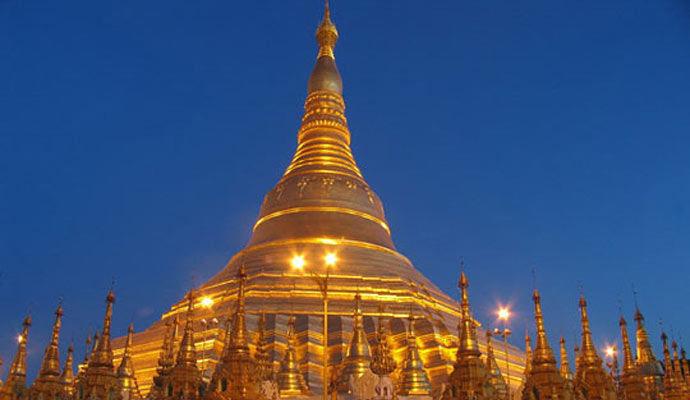 Le Grand Tour du Myanmar - version supérieure
