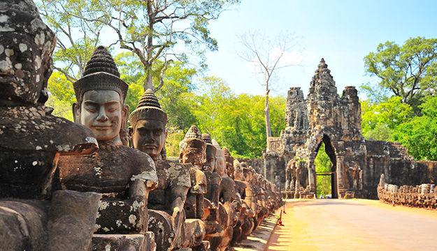 Cambodge à son rythme
