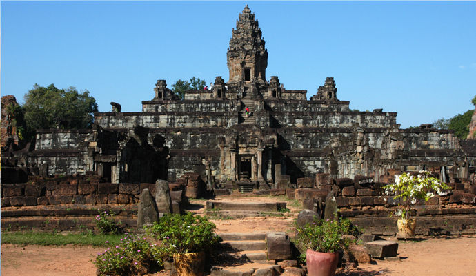 bantenay srei temple siem reap