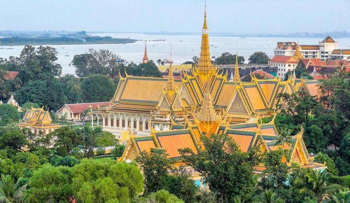 LEssentiel du Cambodge 3 * phnom penh