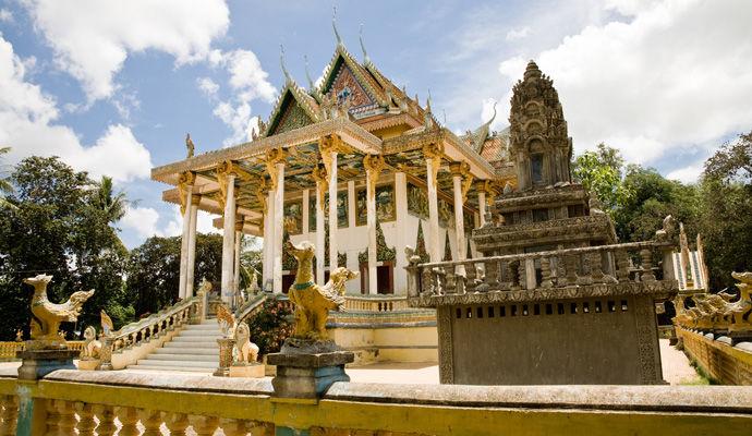 LEssentiel du Cambodge 3 * wat ek phnom